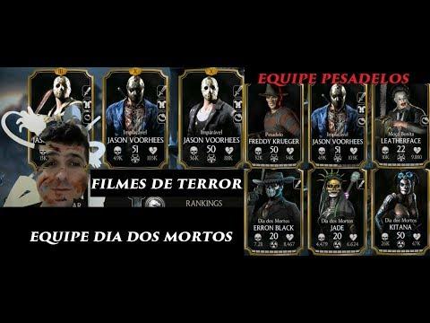 Mortal Kombat X - Especial Halloween thumbnail