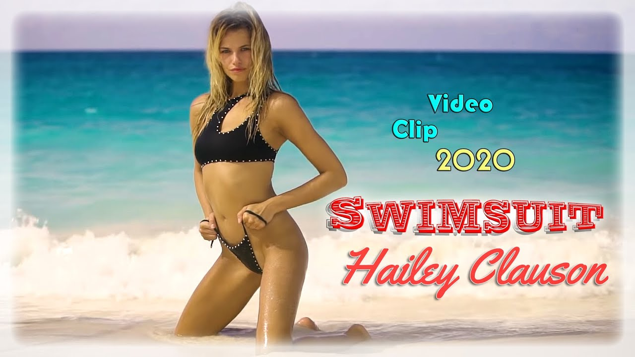 Hailey Clauson Intimates Swimsuit 2020 Sports Illustrated Swimsuit Hd Youtube