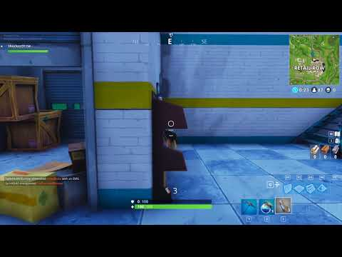 Some Slaw Fortnite Gameplay