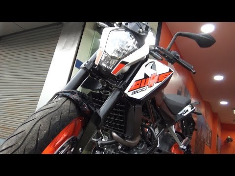 NEW KTM DUKE 200 TAKING DELIVERY KHOZ INDIA SUBSCRIBER CONGRATULATION.