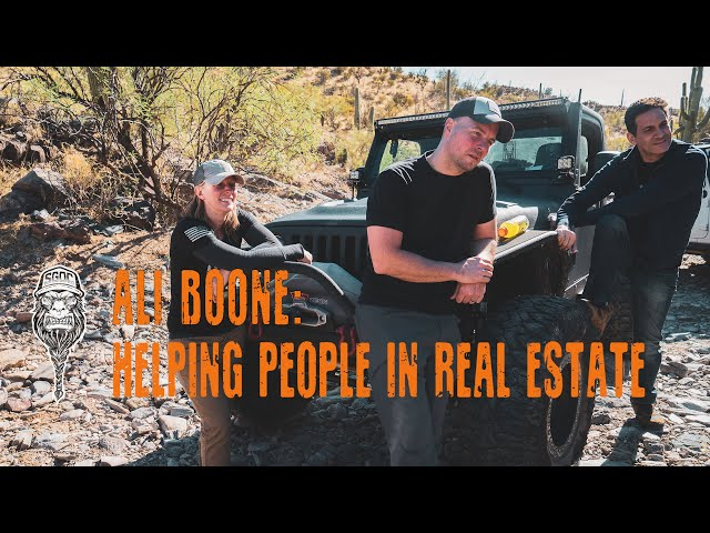 Ali Boone: Helping People In Real Estate