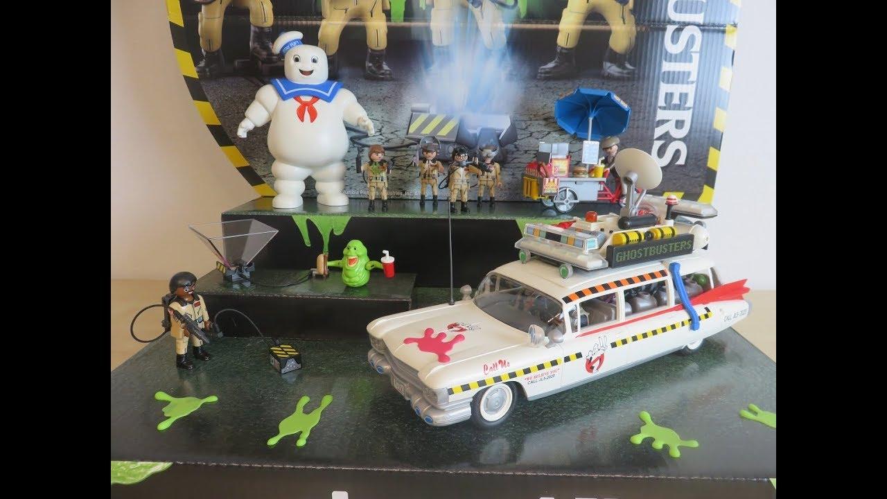Neuheiten PLAYMOBIL 30+30+30+30 - Ghostbusters Set by  besserepreise.com