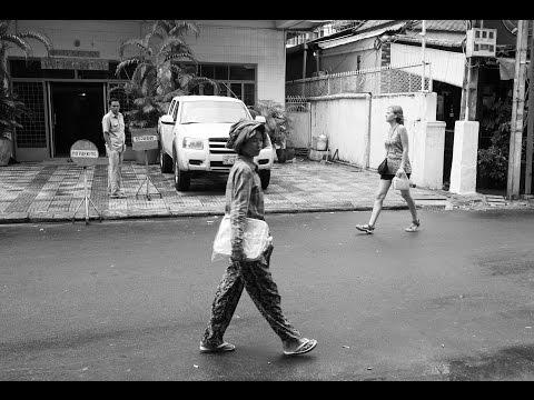 Street photos in Phnom Penh - Combodia with Giao Long Tran