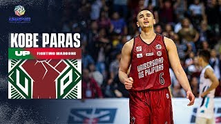 Best of Kobe Paras | UP | UAAP 82 MB Round 1
