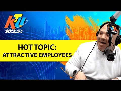 Carolina With Greg T In The Morning Show - 'Carolina With Greg T In The Morning' Hot Topic: Attractive Employees