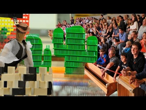 285,000 Dominoes - CDT 2013 - The Long Version / Extras