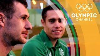 Irish Paralympic Athletics Best Team Mates