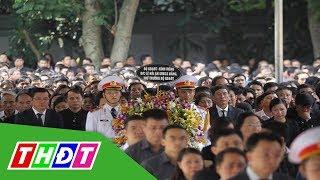 Hàng ngàn người đưa tiễn Thứ trưởng Lê Hải An | THDT