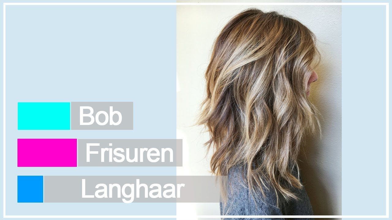 Popular Bob Frisuren Langhaar