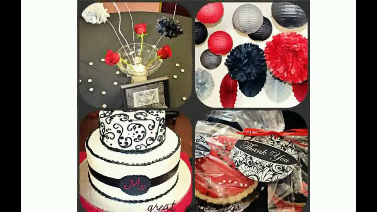 30th birthday decorations youtube for 30th birthday decoration ideas for her