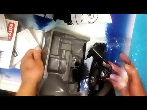 Машинка для стрижки ROTEX RHC160-T