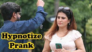 Hypnotize Prank   Pranks In Pakistan   Humanitarians