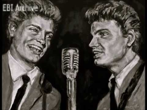 Everly Brothers International Archive :  Poster - Dutch radi