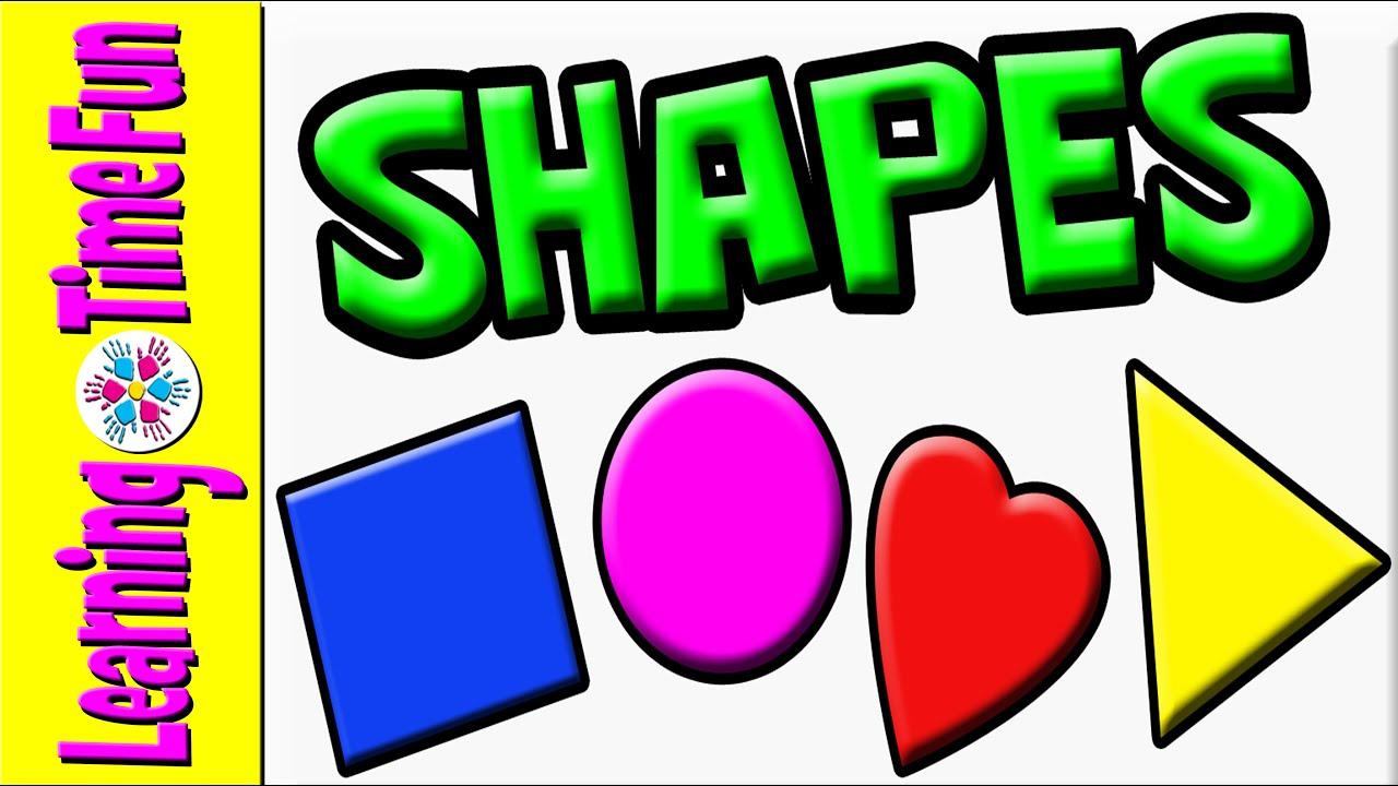 Learn Two Dimensional Shapes