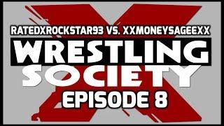 WWE 2K15 Online Match: RatedxRockstar93 vs. xXMoneySageeXx (WSX Episode 8)