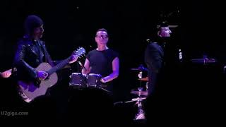 U2 You're The Best Thing About Me, Tulsa 2018-05-02 - U2gigs.com