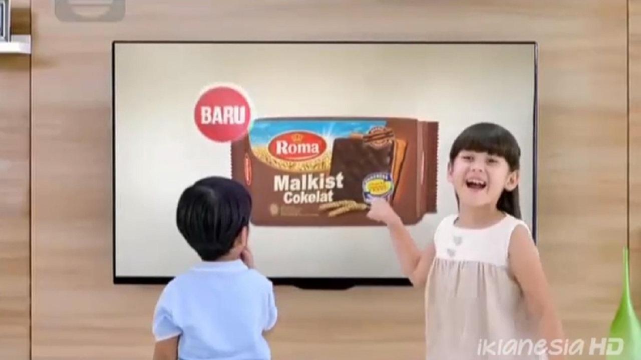 Iklan Malkist Roma Cokelat 15s Youtube