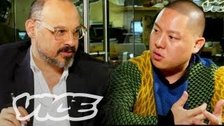 Eddie Huang on Fresh Off the Boat and More: VICE Podcast 003