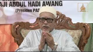Video Tazkirah 25 Ramadhan 1437 - YB Dato' Seri Tuan Guru Haji Abdul Hadi Awang download MP3, 3GP, MP4, WEBM, AVI, FLV Oktober 2018