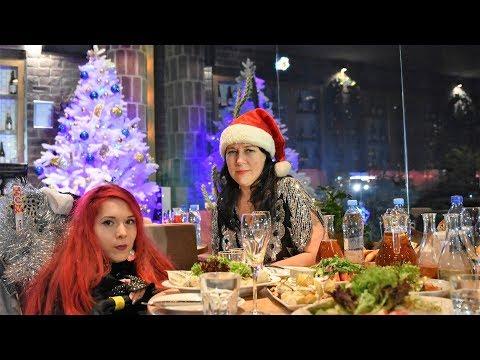 """Новый год в ресторане """"Чайка"""" С НОВЫМ ГОДОМ ))) 2019"""