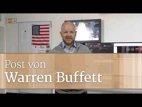 Post von Warren Buffett – 2018