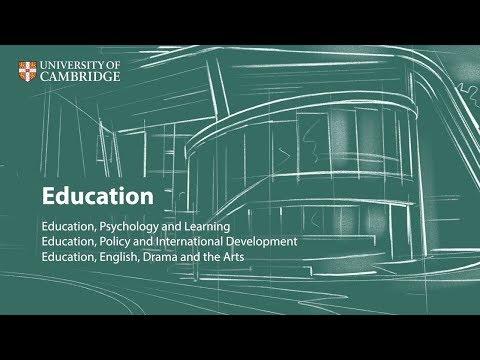 Education at Cambridge