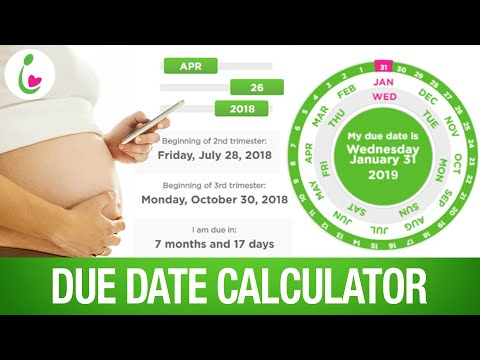 Pregnancy Due Date Calculator: How to Calculate Your Due Date Pregistry