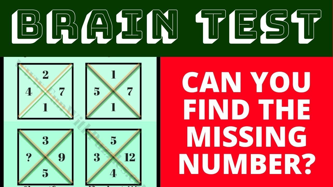 Math Brain Teasers | Math Logic #Puzzles | IQ Test