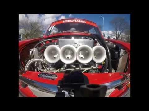 Austin Mini Cooper S - Arden 8 Port Lucas Fuel Injection