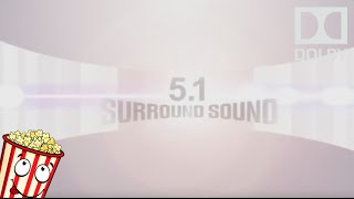 Dolby Digital 5.1 - Surround Sound - Intro (HD 1080p)