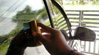 Mitos atau Fakta | Air Cuka Mampu Membersihkan Jamur Kaca Mobil