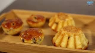 """Простой рецепт десерта """"Ромовая баба"""""""