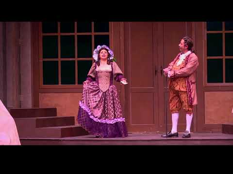 The Marriage of Figaro 4-20-18 Act I