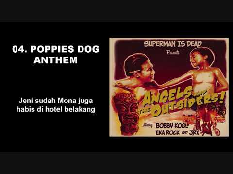 SUPERMAN IS DEAD - ANGELS AND OUTSIDERS (2010) FULL ALBUM (Music & Lyric)