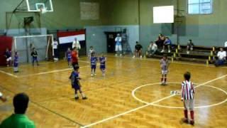 Club Atletico Palermo VS El Barrio - Gol N2 de Tiro libre de Richard Lazarev