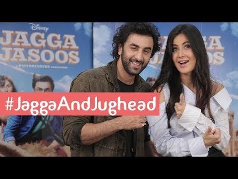 Ranbir Kapoor & Katrina Kaif Interview | MissMalini | Jagga Jasoos