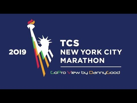 New York City Marathon 2019 GoPro view by DannyGood