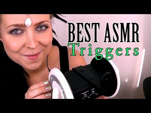 BEST ASMR Triggers for Sleep 😴 Ear Breathing, Whispers, Kisses & Oily Ear Massage