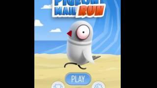 Pigeon Mail Run - Maze Puzzle