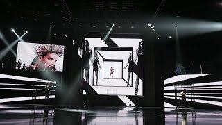 """Ани Лорак - Птица (Live Шоу """"Каролина"""")"""
