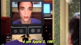Sheldon encontra Steve Wozniak - The Big Bang Theory - Legendado