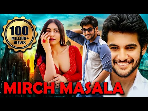 Mirch Masala (2019) NEW RELEASED Movie | Adah Sharma Telugu Full Movie In Hindi Dubbed