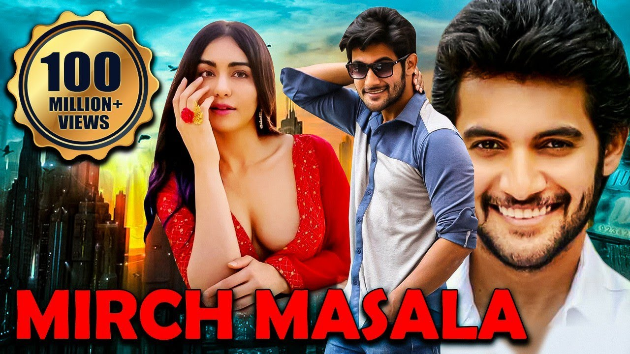 Mirch Masala Full Hindi Dubbed Movie