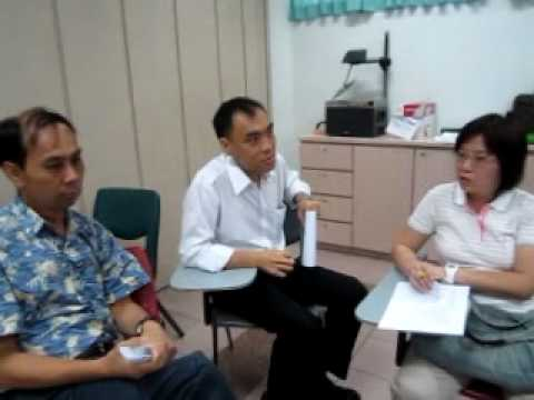 Share & Discussion on Finance & God & Me