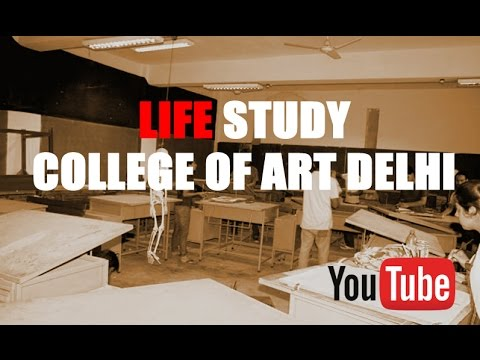 Study Work by College of Art Delhi Students