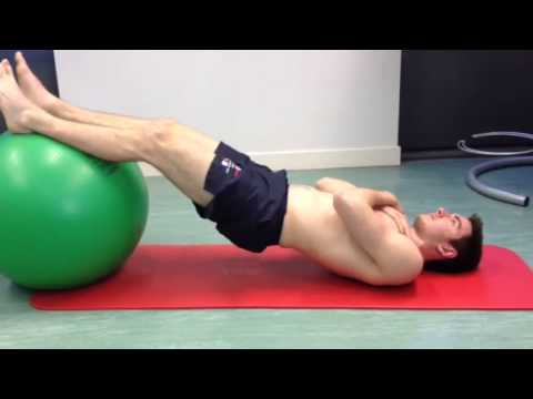 The effectiveness of core stability exercise with regards to general
