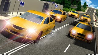 Modern Taxi Driving 3D Android Gameplay