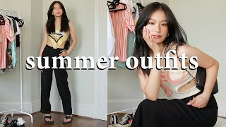 SUMMER OUTFIT IDEAS 2021