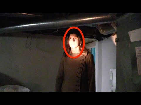 GET OUT! Paranormal Activity, creepy basement 👻