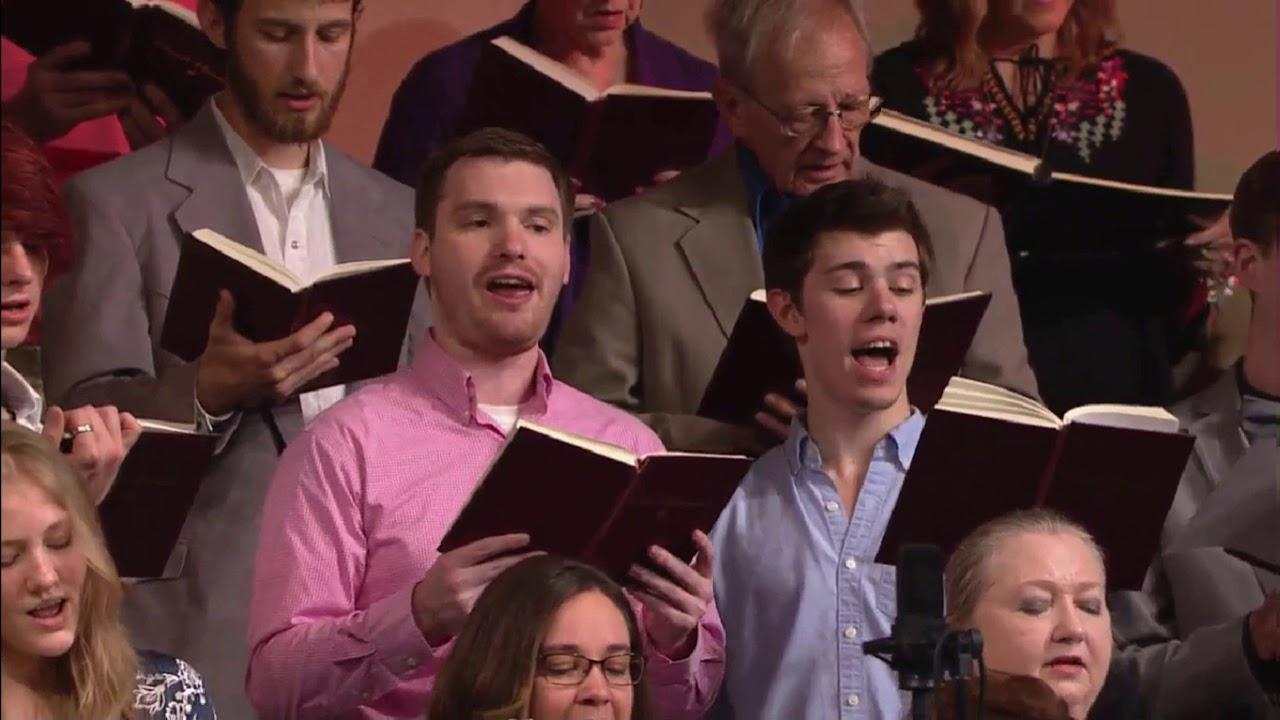 O Happy Day - 2018 Gardendale Redback Church Hymnal Singing
